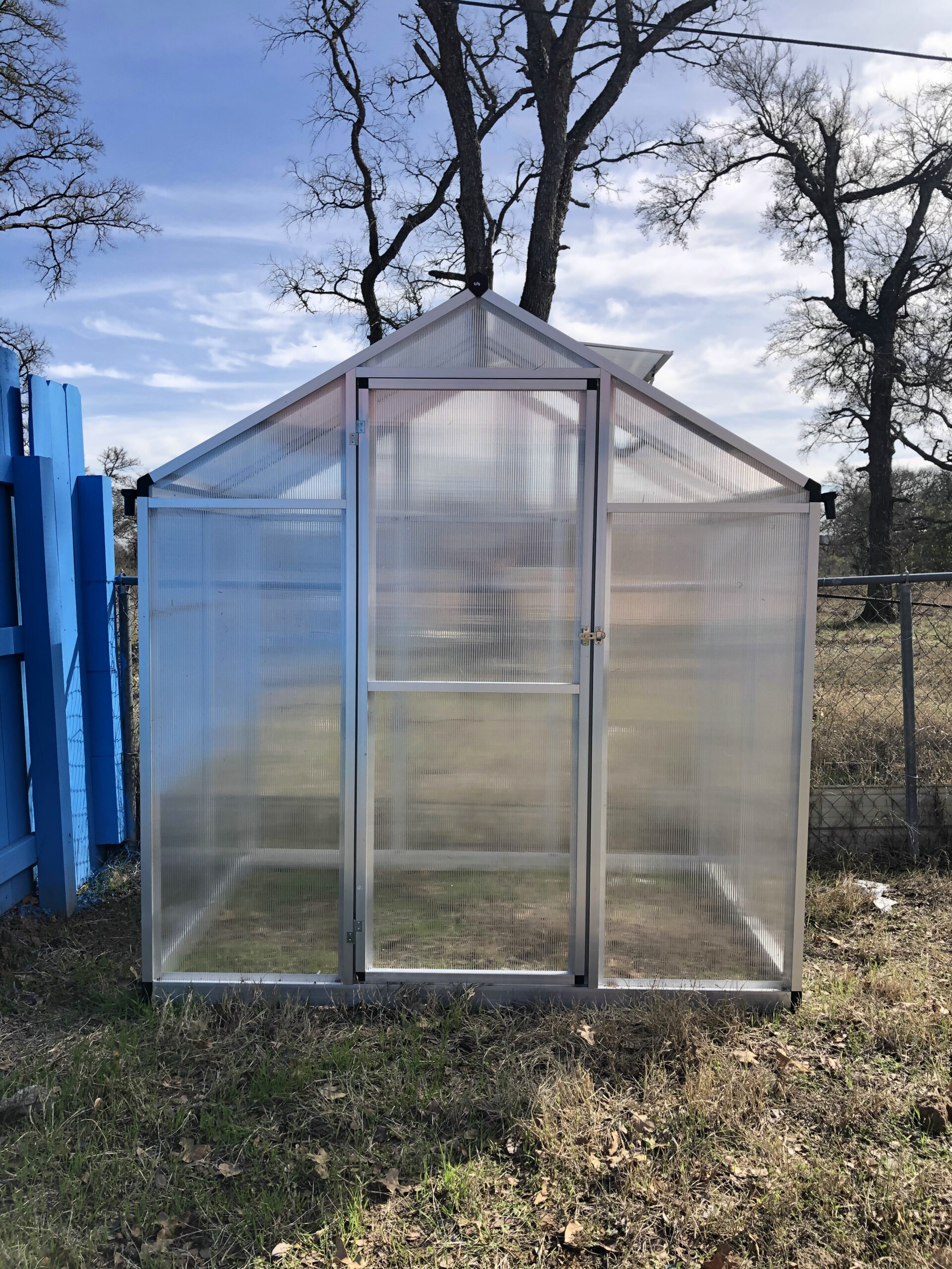 Tiny-T Ranch Greenhouse
